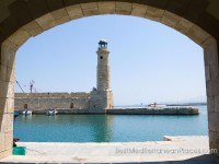 Harbor Lighthouse of Rethymnon