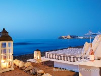 A secret place by the sea shore of Rethymnon