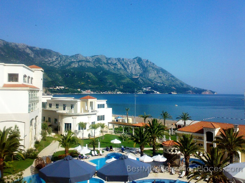 Climate Montenegro resorts helps to quickly regain strength and health during the holidays