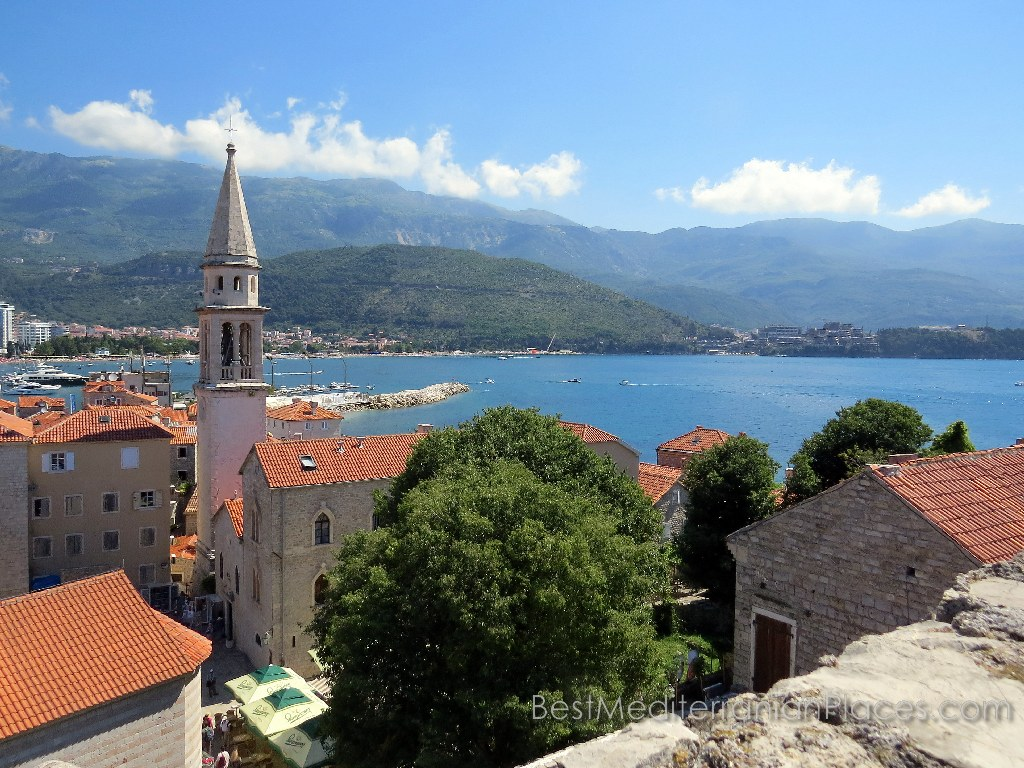 Budva is one of the most beautifull cities along the Adriatic Coast.