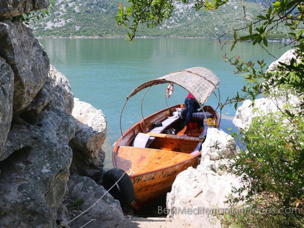 In Herceg Novi everywhere you can rent a small fishing boat to go on trips, napritmer, the island Mamula or just go fishing