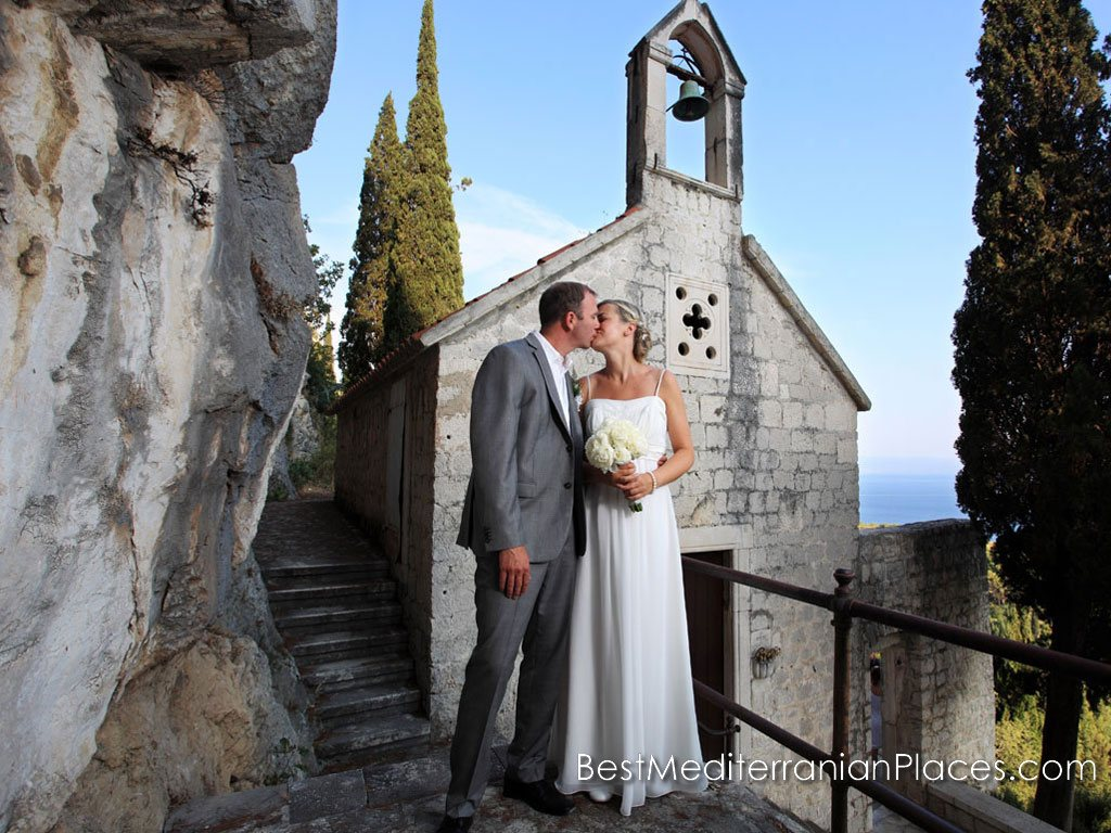 Hvar - one of the favorite place of the Adriatic among young couples who want to spend a honeymoon