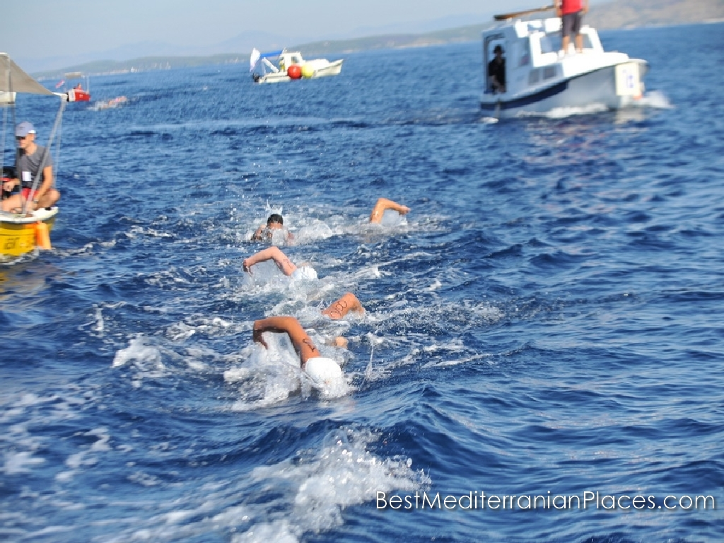 Do you like swimming? Then your way to the island of Hvar, Croatia!