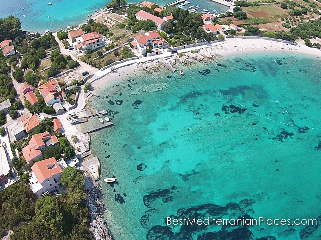 Do you want to spend your vacation in Prizba, Island Korcula