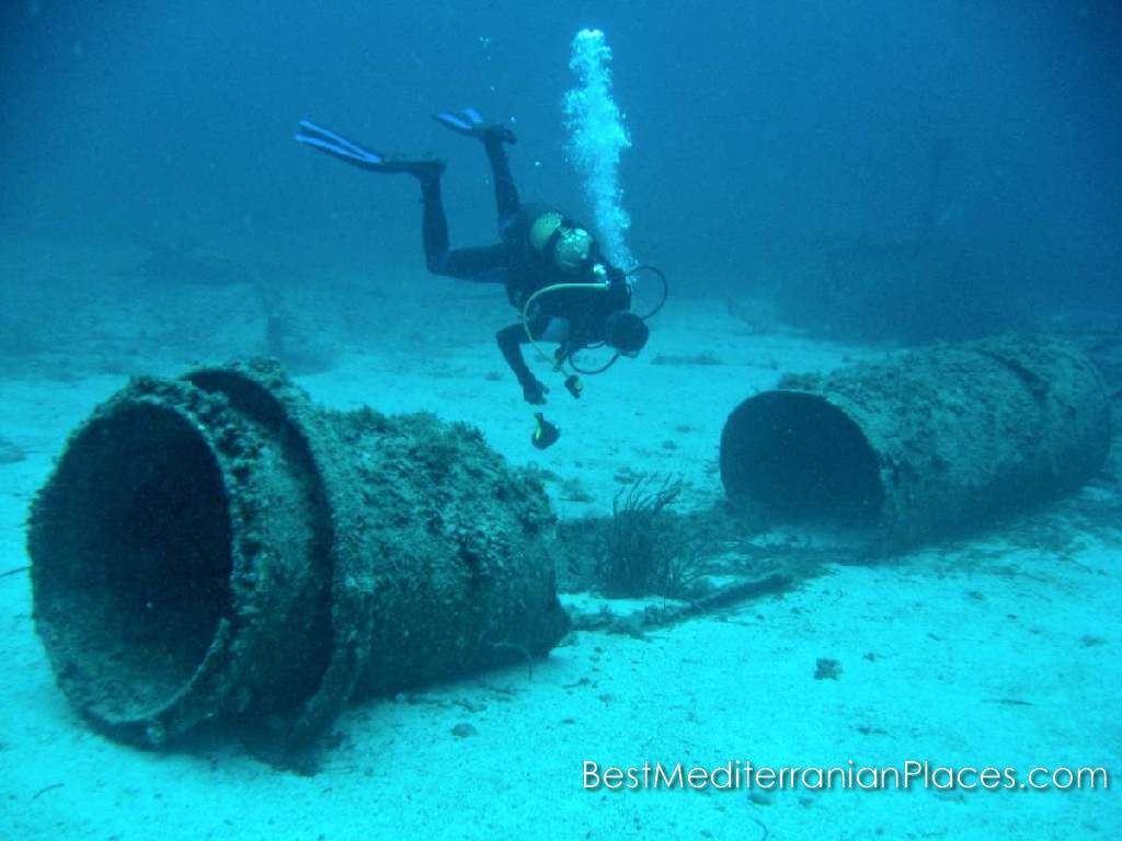 Do you like diving? You are waiting for the opening in the waters of the Adriatic