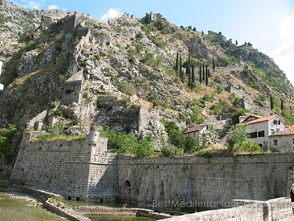Great Wall in the center of Europe? This Kotor, Montenegro