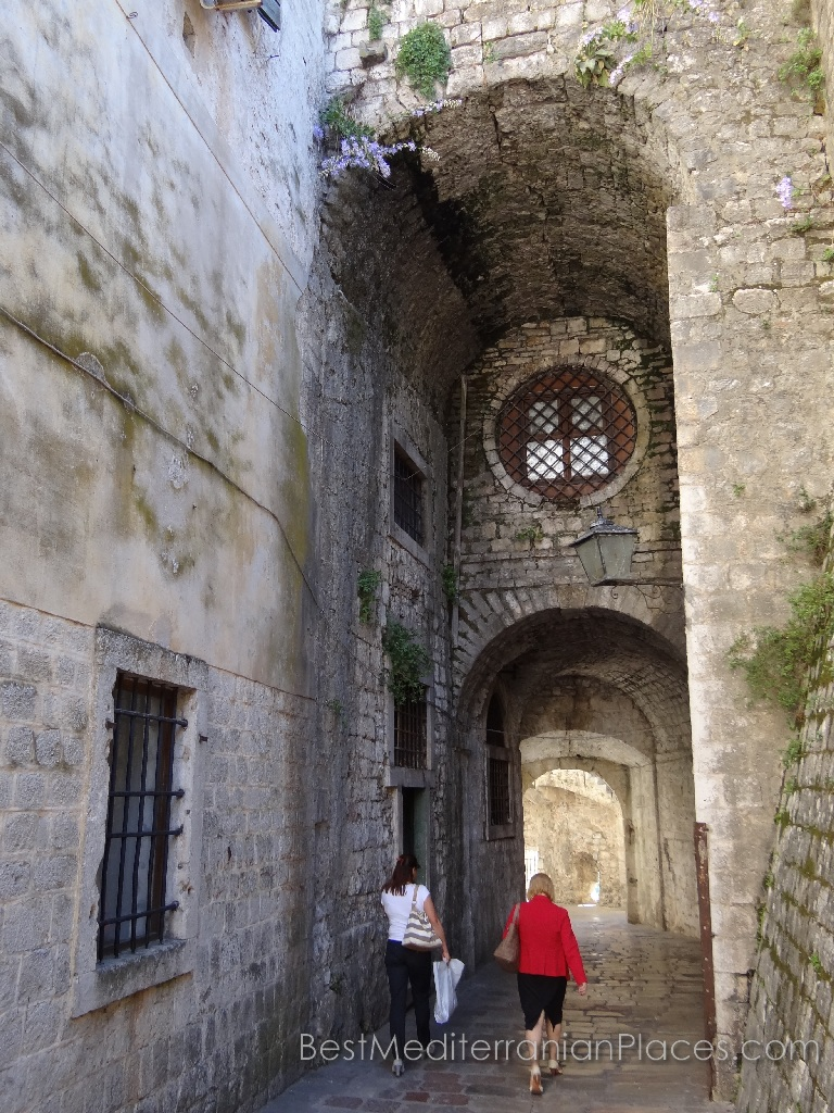 If you are ready to make an adventure in the Adriatic, start from the old Kotor. You'll like it!