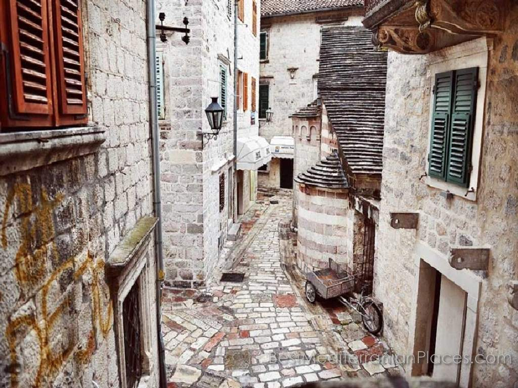 The captivating beauty of the old towns of Montenegro