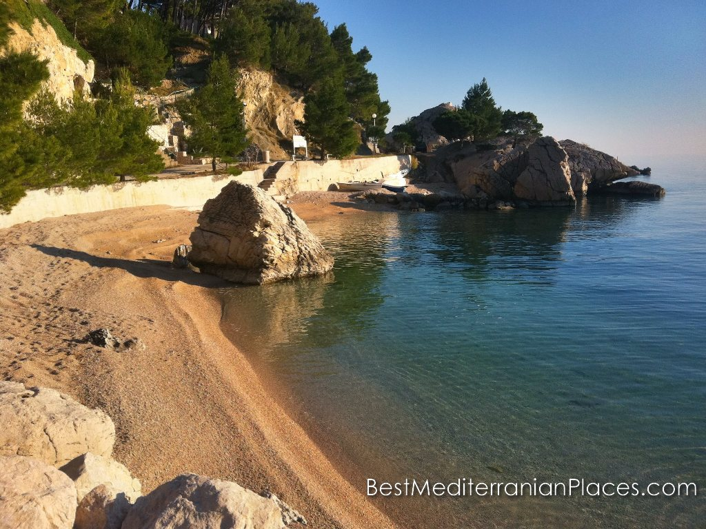 Makarska Riviera offers the best conditions for family and individual recreation Sea