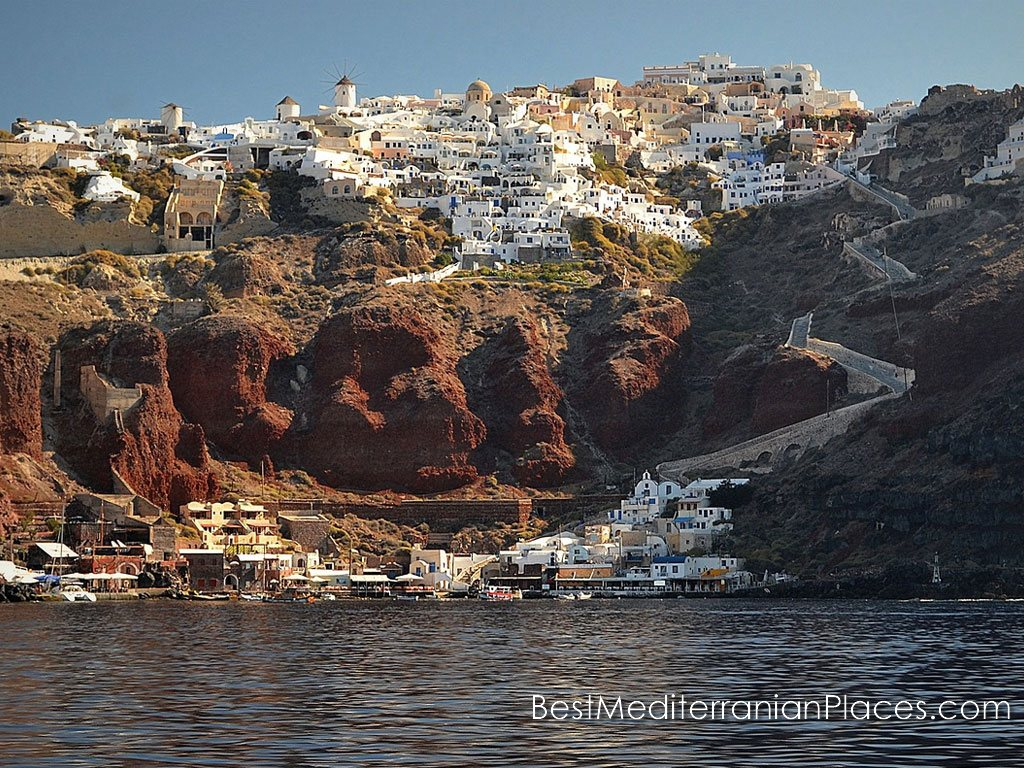 Oia - the most beautiful and romantic place