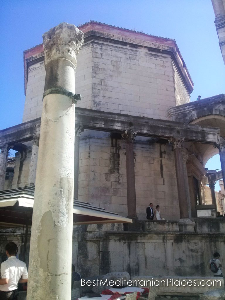 Diocletian's mausoleum, Diocletian's Palace