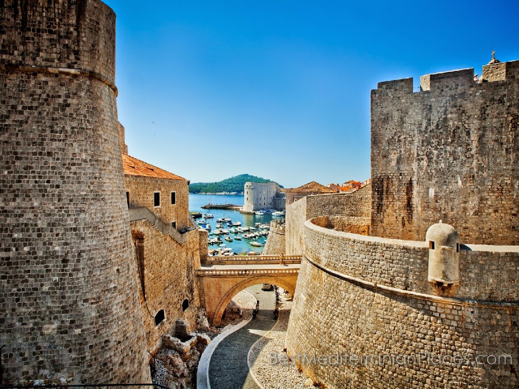 One such picture of the old Dubrovnik will long remind you of a wonderful vacation in a great location