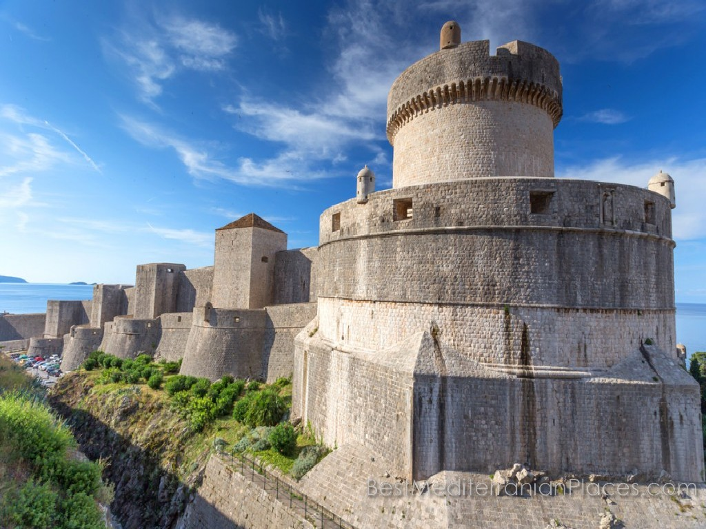 The well-known beauty of Dubrovnik waits on the south of Croatia